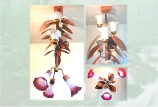 Eclectic organic lighting
